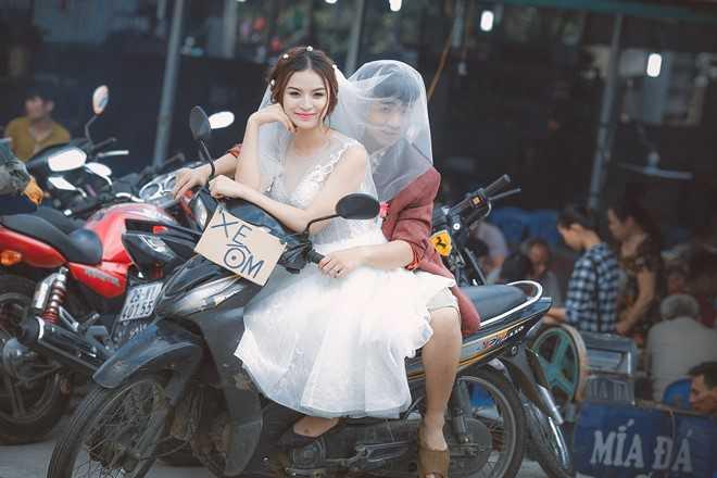 Anh cuoi chong dong nat ben canh vo hot girl cua Do Duy Nam hinh anh 6