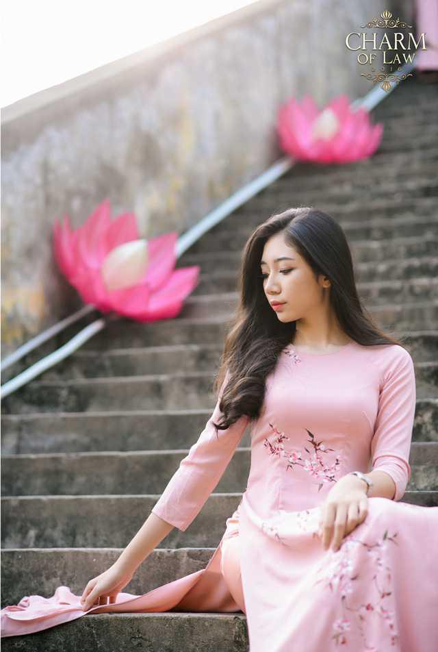 Nguyễn Thị Hạnh Nguyên (sinh năm 1997, chiều cao 1m68, cân nặng 51 kg)