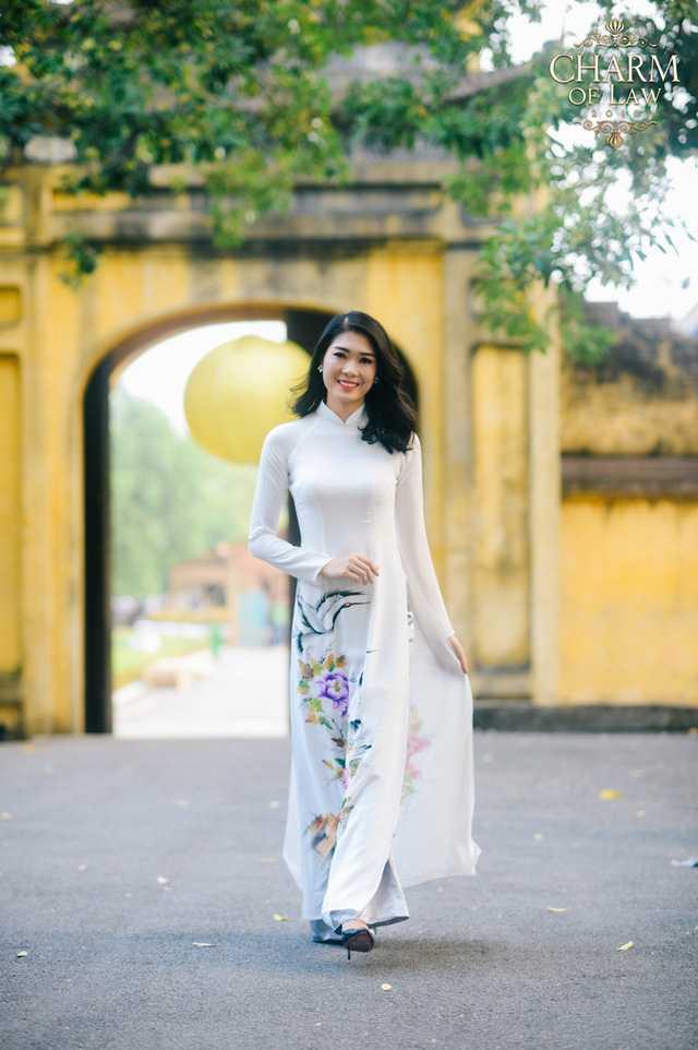 Nông Thị Khánh Hà (sinh năm 1996, chiều cao 1m64, cân nặng 48 kg)