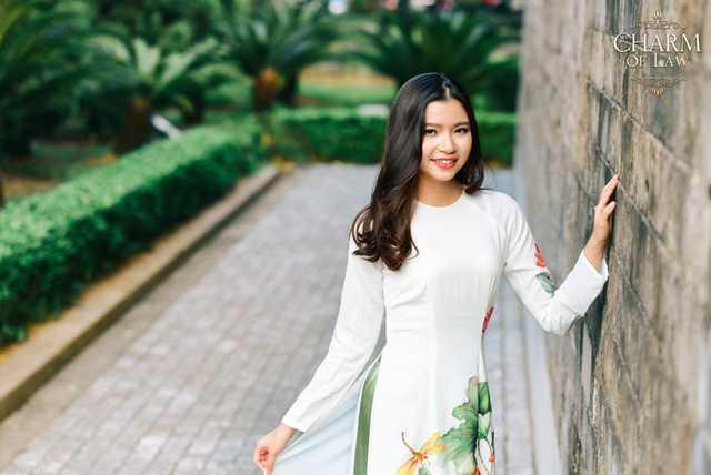 Nguyễn Hà Linh (sinh năm 1997, chiều cao 1m63, cân nặng 46 kg)