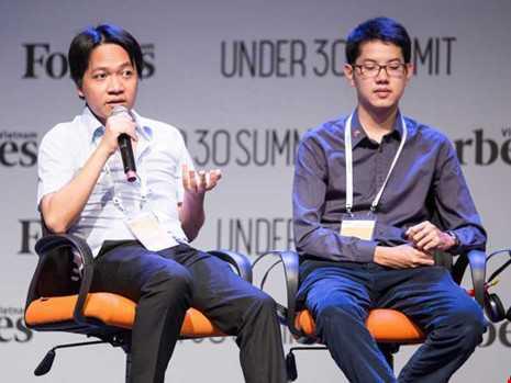 'Cậu bé vàng' toán học bỏ Silicon Valley về Việt Nam - ảnh 1