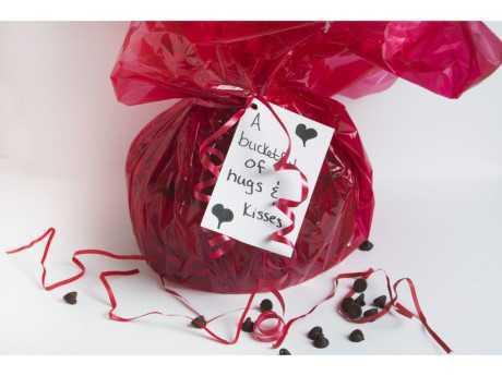 Cach lam qua handmade cuc yeu cho ngay Valentine trang - Anh 1