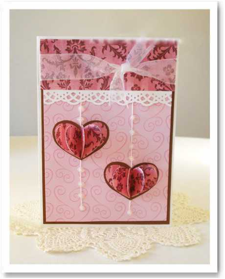 Cach lam qua handmade cuc yeu cho ngay Valentine trang - Anh 3