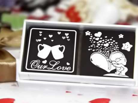 Cach lam qua handmade cuc yeu cho ngay Valentine trang - Anh 5