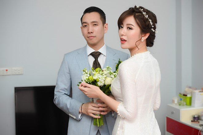 Hot girl Tu Linh to chuc dam cuoi hinh anh 3