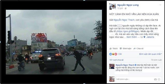 Hinh anh Tranh cai nay lua giua blogger Nguyen Ngoc Long va tac gia Nguyen Ngoc Thach gay xon xao dan mang 4