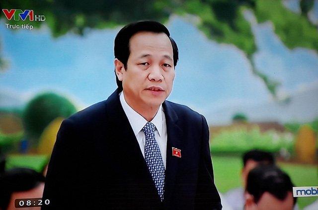 Hinh anh Bo truong Dao Ngoc Dung: Nhieu dia phuong dua het nguoi nghien vao trung tam de 'sach' dia ban