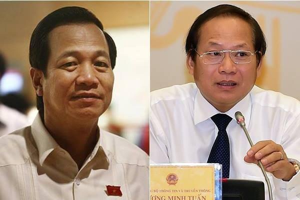 Hinh anh Hom nay, Bo truong Truong Minh Tuan se tra loi chat van