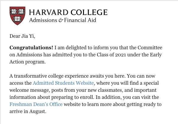 Co gai 17 tuoi 'tham hoc' do ca Harvard, Cambridge va Stanford hinh anh 4