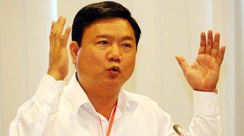 Hinh anh 'Ong Dinh La Thang can nghiem tuc xem xet cac khuyet diem cua minh'
