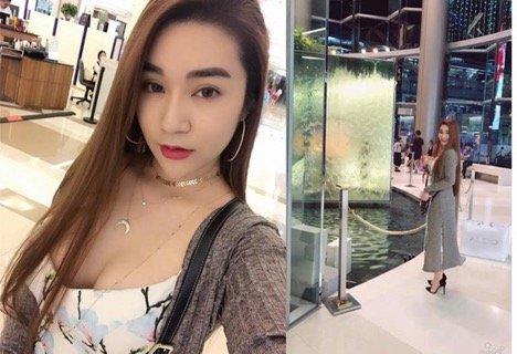 Hinh anh Hot girl 9X Ha thanh mua nha o khu thap choc troi tai Thai Lan 6