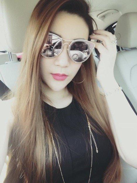 Hinh anh Hot girl Ha thanh mua nha khu thap choc troi tai Thai Lan o tuoi 25