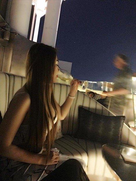 Hinh anh Hot girl Ha thanh mua nha khu thap choc troi tai Thai Lan o tuoi 25 3