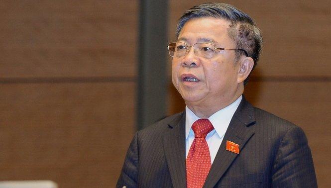 Hinh anh Ong Vo Kim Cu thoi lam dai bieu Quoc hoi
