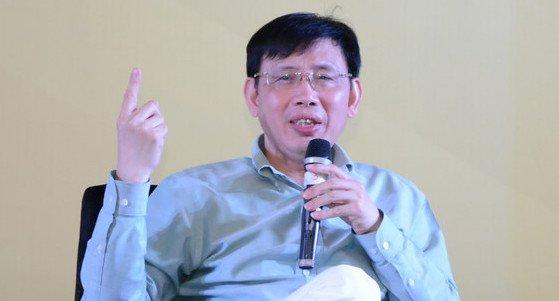 Hinh anh Pho Tong giam doc FPT Do Cao Bao: Nguoi Viet luoi suy nghi, de bi dat mui, day dinh kien