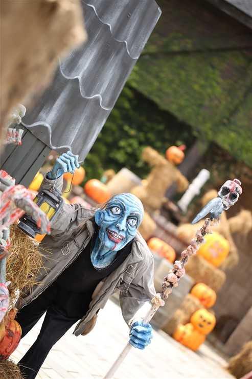 Halloween Bà Nà Hills (90)