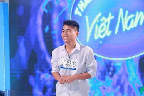 Thi sinh Dang Van Phong (