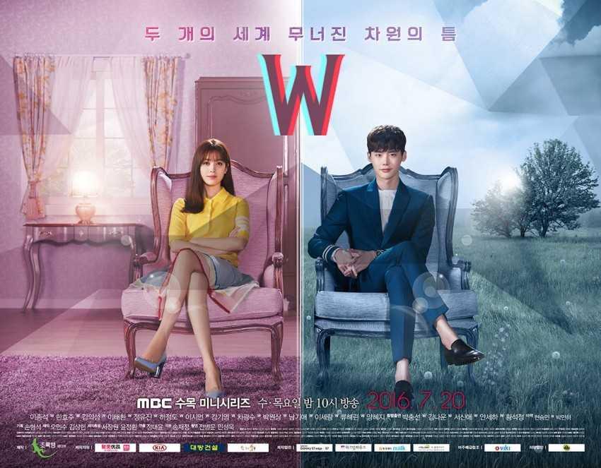 Phim Khán giả thích thú với 'W - Two Worlds' (Hai thế giới) phiên bản đảo ngược-2016