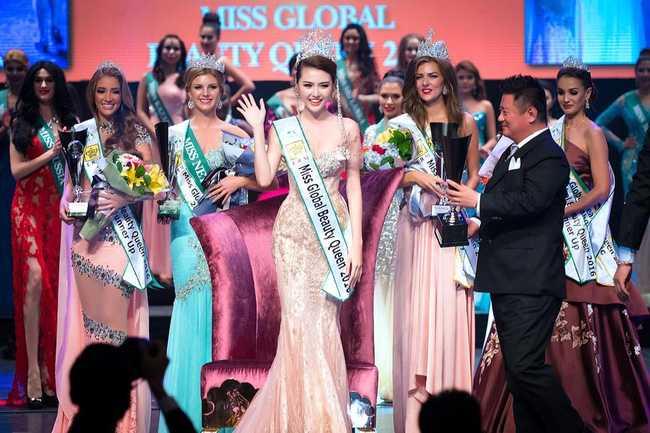 ngoc duyen miss global beauty queen 2016
