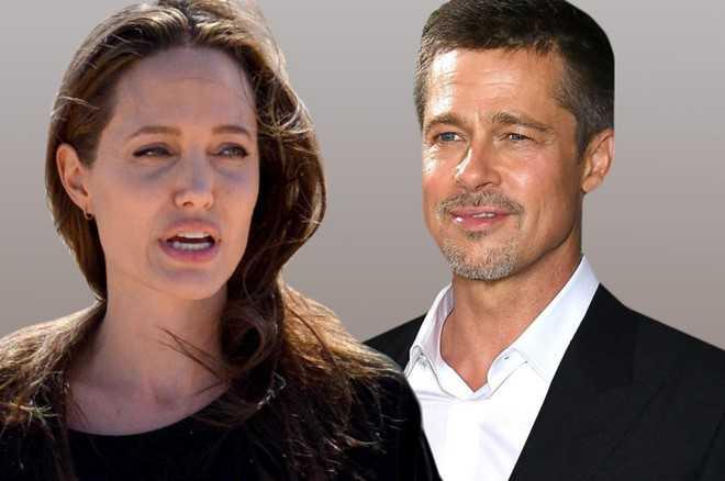 Brad Pitt doa tung bang nhay cam cua Angelina Jolie hinh anh 1