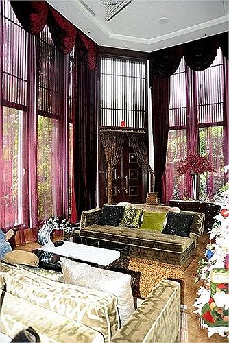 Cùng ngắm thêm những không gian đẹp trong ngôi nhà vườn tinh tế của diva Hồng Nhung: