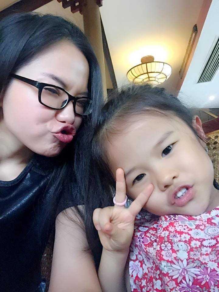 Ly Phuong Chau, vo cu cua