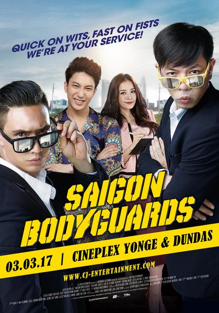 poster VSSG tai rap Cineplex Cinemas Yonge-Dundas and VIP - Toronto