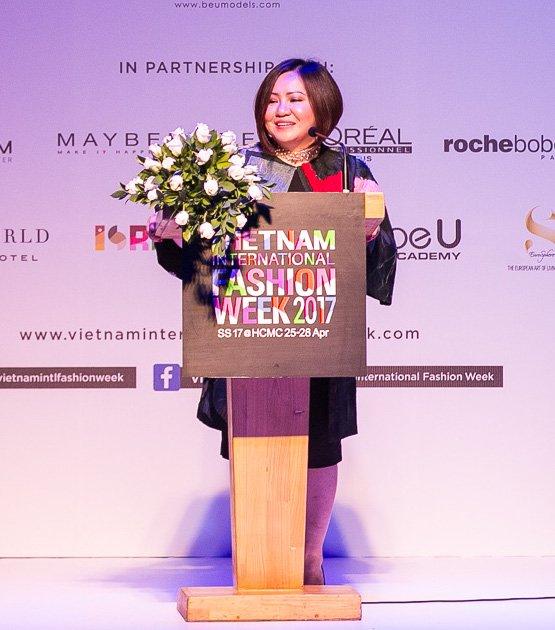 Ba Trang Le - Chu tich VIFW