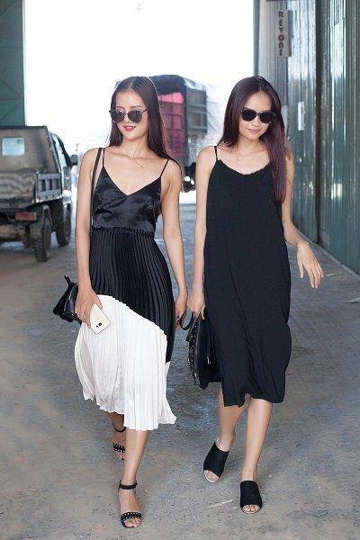Hinh anh Huong Ly, Ngoc Chau gay an tuong manh voi Angela Phuong Trinh