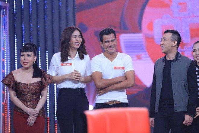 8 cap sao Viet chia tay sau khi choi game show 'Dan ong phai the' hinh anh 12