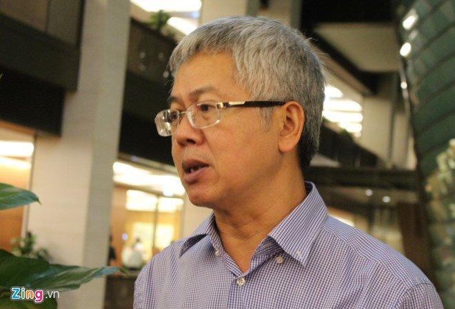 Ong Nguyen Duc Kien: Hop dong san golf Tan Son Nhat vo hieu hinh anh 1