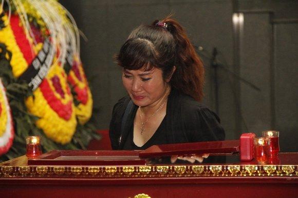 Hinh anh Dam tang nghe si Duy Thanh: Danh thu Hong Son toi vieng som 15