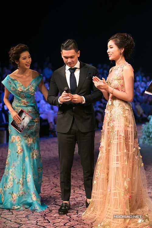 Chàng doanh nhân có ngoại hình bảnh bao, chững chạc được khán giả đánh giá xứng đôi vừa lứa với Hoa hậu Kỳ Duyên.