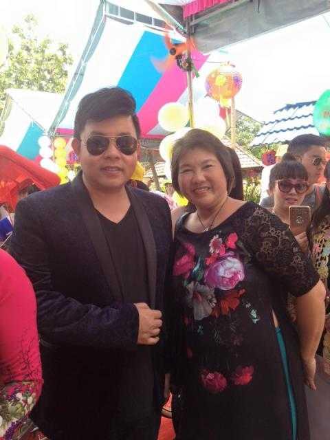 Su thatdam cuoi Thanh Bach - Thuy Nga: Thanh Bach len tieng