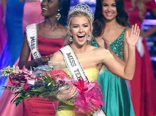 Karlie Hay đăng quang Hoa hậu tuổi Teen nước Mỹ 2016 đêm 30/7.
