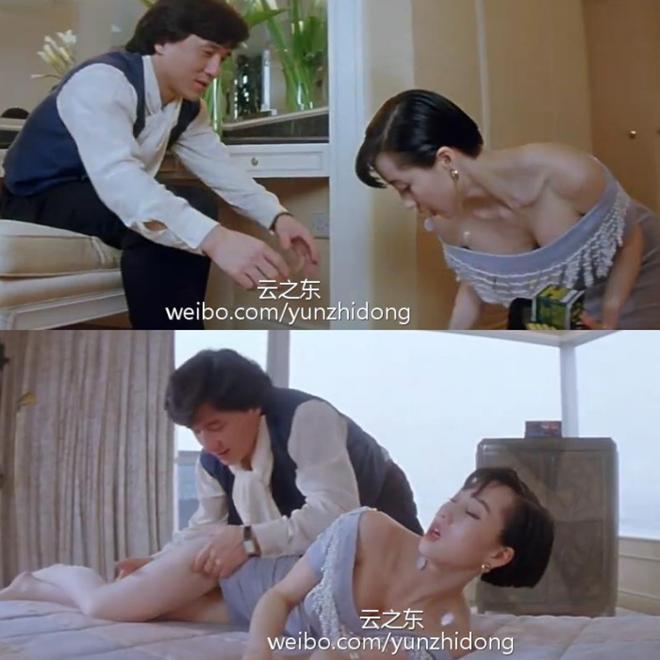 Giai nhan khien Ly Lien Kiet bo vo con, Thanh Long me man hinh anh 4