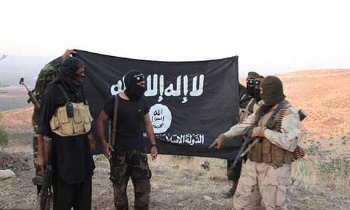 Các phiến quân IS. Ảnh: Alamy
