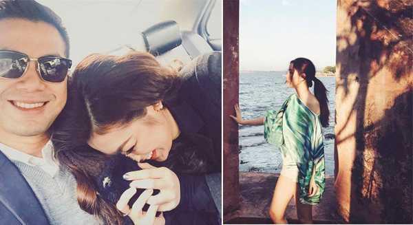 Bạn trai cũ của Tú Anh đăng tải bức ảnh một cô gái giống hệt Kỳ Duyên trên trang cá nhân. Điều này khiến nhiều người đặt dấu chấm hỏi.