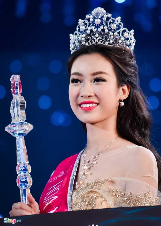 Bo hoa hau My Linh: 'Toi mat ngu khi con noi tieng' hinh anh 2