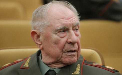 Nguyên soái Dmitry Timopheyevich Yazov từng là Bộ trưởng Quốc phòng Liên Xô. (Ảnh: RIA Novosti)