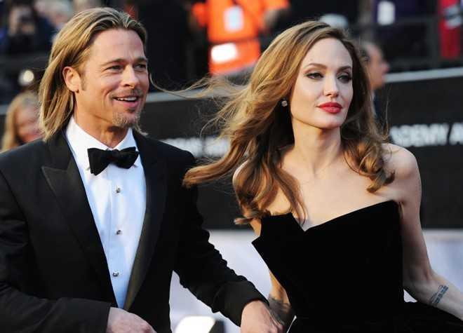 Brad Pitt lo so khi Angelina tham vong chuc tong thu ky LHQ hinh anh 1