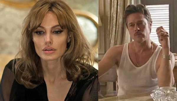 Jolie cương quyết ra đi để Brad Pitt lại một mình.