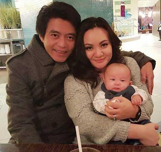 'Be' Xuan Mai lan dau trai long chuyen lay chong, sinh con hinh anh 1