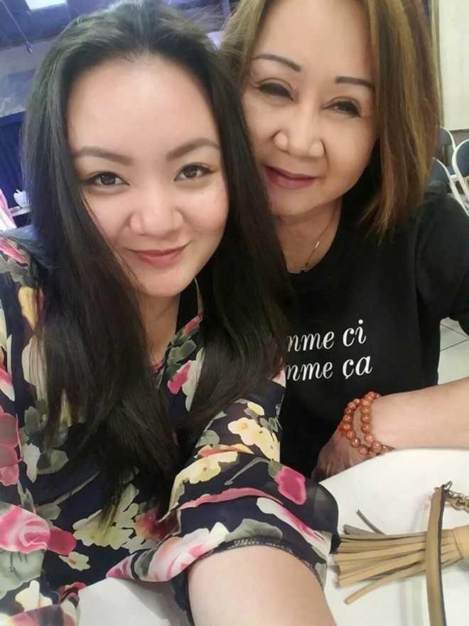 'Be' Xuan Mai lan dau trai long chuyen lay chong, sinh con hinh anh 2