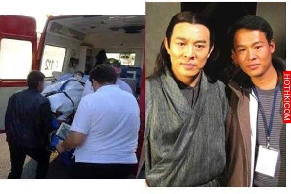 Nỗi khổ máu rơi, tủi nhục của diễn viên đóng thế Trung Quốc - 5