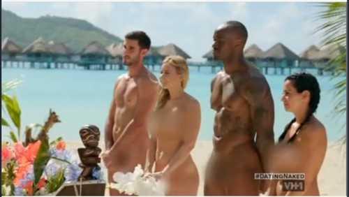 Show hẹn hò khoả thân vẫn nóng trên truyền hình - 8