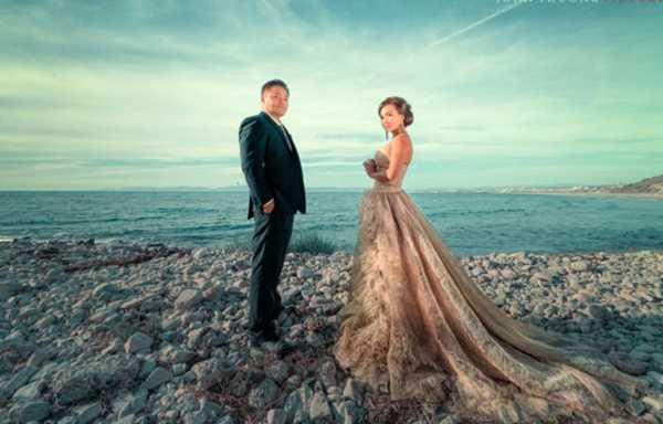 Y Phụng khoe ảnh cưới lãng mạn trong ngày tái hôn.