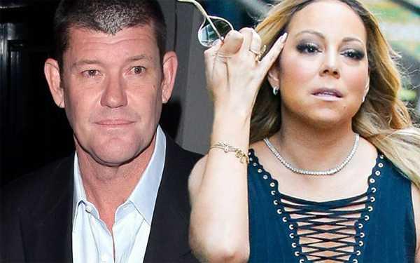 Mariah và James Packer chia tay sau 9 tháng đính hôn.
