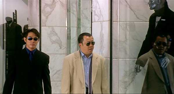Cảnh Lý Liên Kiệt đấu tay đôi với xã hội đen Nhật Bản - 2