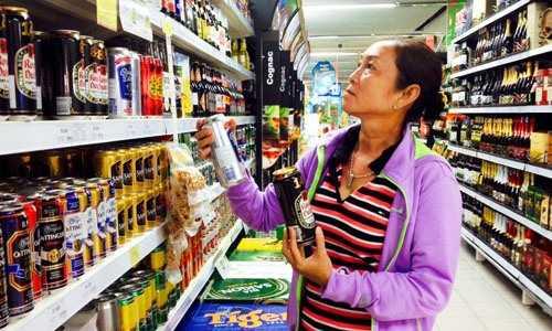 Dự báo người Sài Gòn có thể tiêu thụ tới 40 triệu lít bia trong dịp Tết Âm lịch2017.